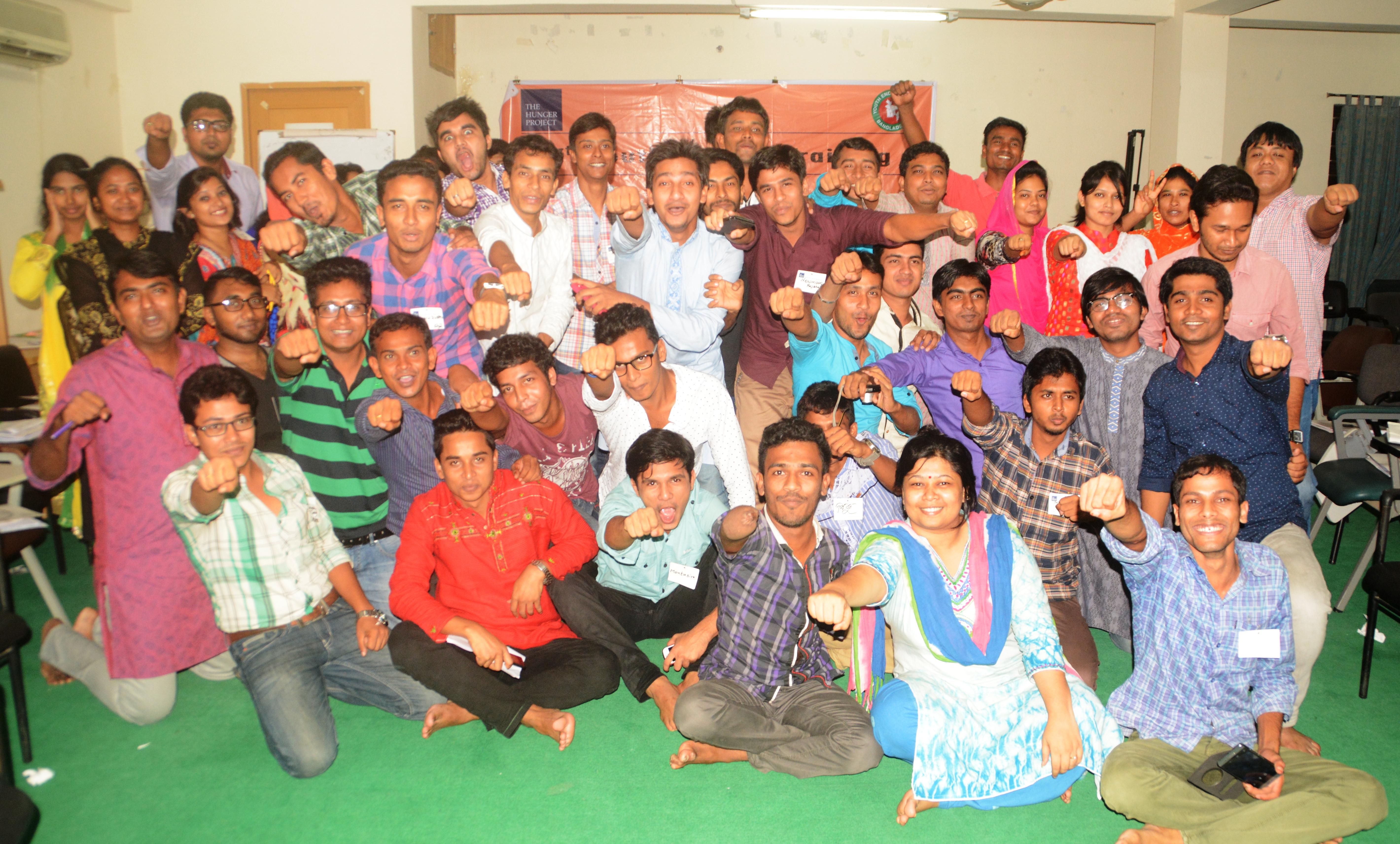 7th Youth Activist